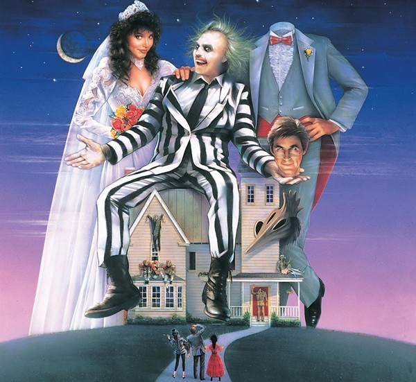 VIA FACEBOOK, BEETLEJUICE