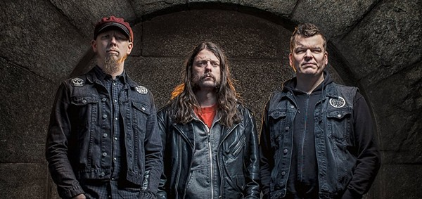 Monolord - PHOTO BY HANK HENRIK OSCARSSON/MONOLORD'S OFFICIAL FACEBOOK PAGE