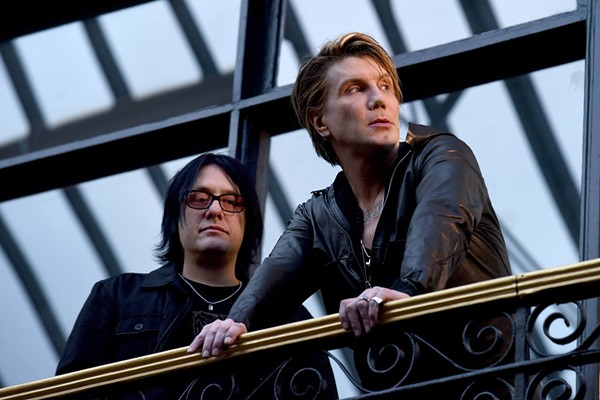 (Two) Goo Goo Dolls - GOO GOO DOLLS' OFFICIAL FACEBOOK