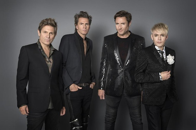 COURTESY OF DURAN DURAN