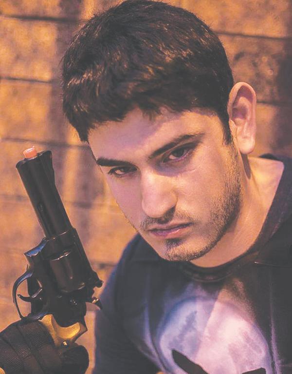 Aaron Garcia, The Punisher, Marvel Comics