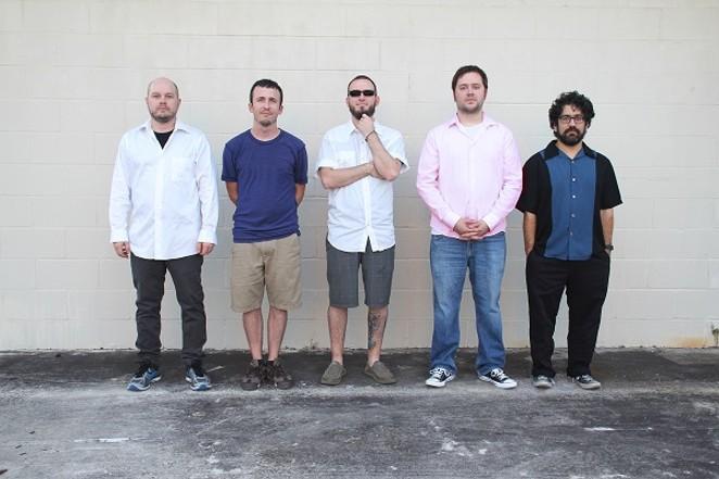 Boy in a Cuomo: Dave Novak, Josh Mathis, W.J. Robinson, Dustin Olinick, Jason Christopher Trevino - DAVE NOVAK