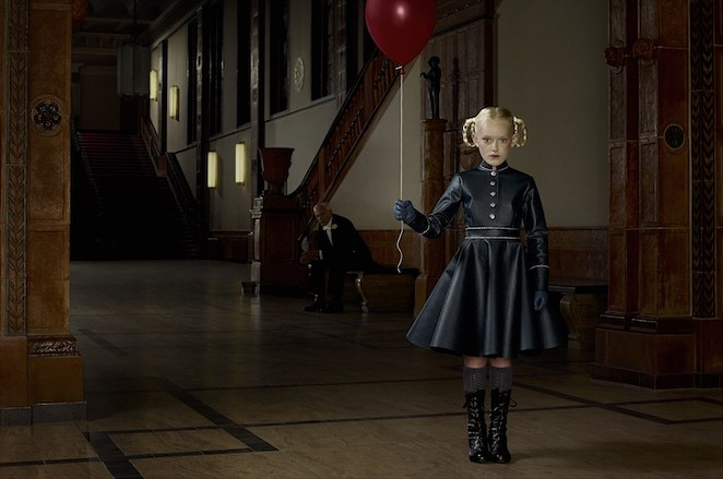 """Erwin Olaf, Berlin, Rathaus Schöneberg, 9th of July, 2012, from the McNay Art Museum exhibition """"Telling Tales"""""""