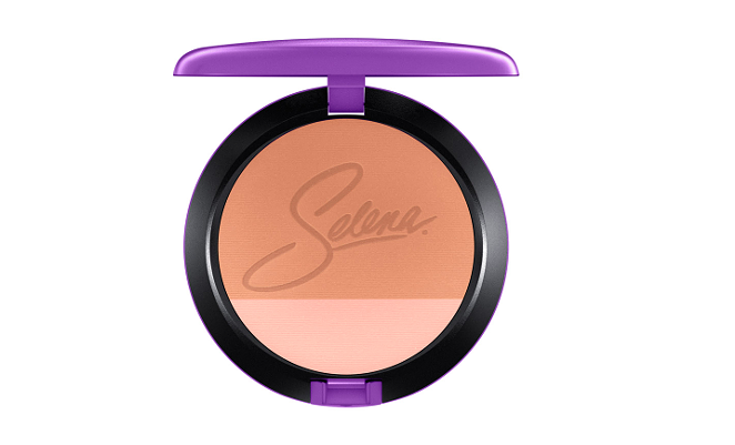 Techno Cumbia, Powder Duo Blush, $29 - SCREENSHOT, MACCOSMETICS.COM