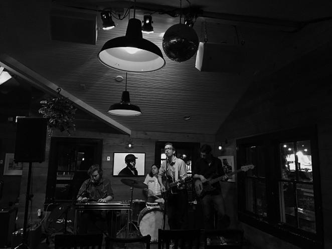 El Campo at work in the studio. - PHOTO CREDIT: LIZZY LEHMAN