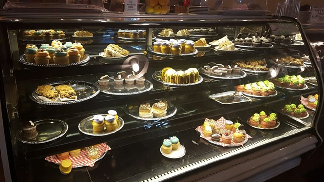 The dessert case - YELP,  JODY H..