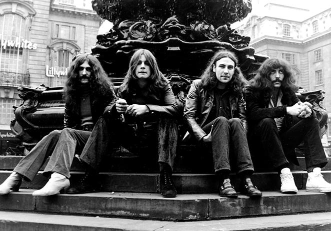 Image via Facebook (Black Sabbath)
