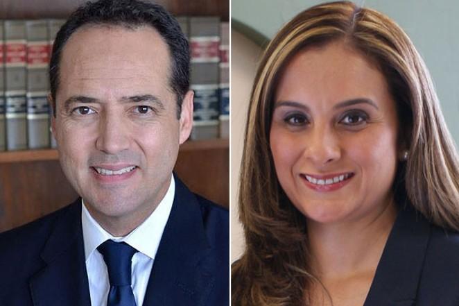 STATE SENATOR JOSE MENENDEZ AND STATE REPRESENTATIVE INA MINJAREZ WILL INTRODUCE DAVID'S LAW ON NOVEMBER 14.