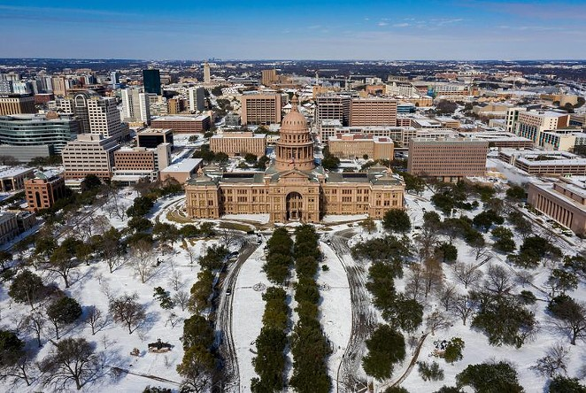 As of Monday, state agencies reported spending $41 million on the storm, and local governments had spent $49 million, according to Nim Kidd, chief of the Texas Department of Emergency Management. - JORDAN VONDERHAAR / THE TEXAS TRIBUNE