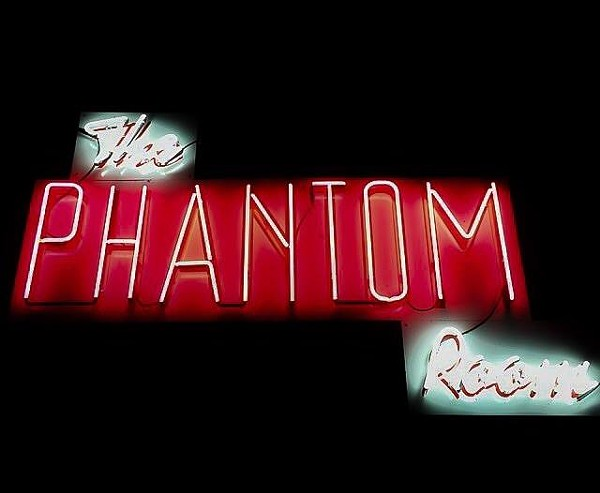 FACEBOOK.COM/THEPHANTOMROOM