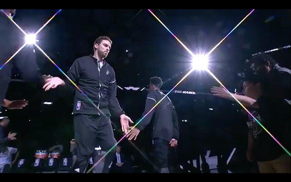 """Gasol: """"Ball movement is kind of the staple of this team, and it has been for so long."""" - HTTPS://TWITTER.COM/SPURS?LANG=EN"""