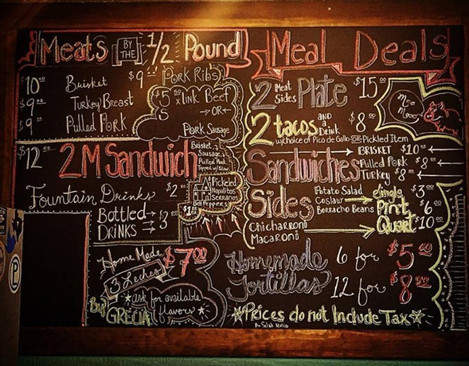 FACEBOOK/2M SMOKEHOUSE & CATERING
