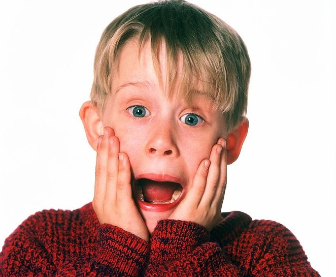 Macaulay Culkin as Kevin McCallister, the role of a lifetime. - HOME ALONE'S OFFICIAL FACEBOOK PAGE