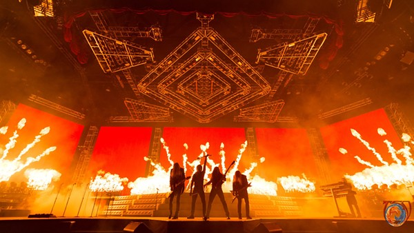 Trans-Siberian Orchestra in all its glory. - TRANS-SIBERIAN ORCHESTRA'S OFFICIAL FACEBOOK PAGE