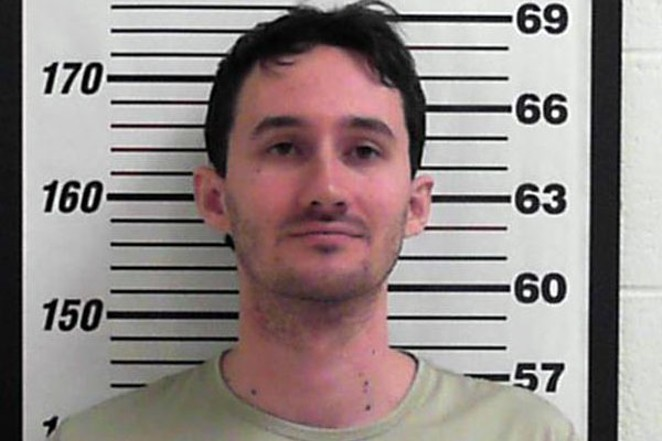 David Malcom Strickland of Portland, Texas was found guilty and sentenced to life in prison for assaulting and shooting a lesbian couple, resulting in the death of one of the women. (Photo: Davis County Sheriff's Office)