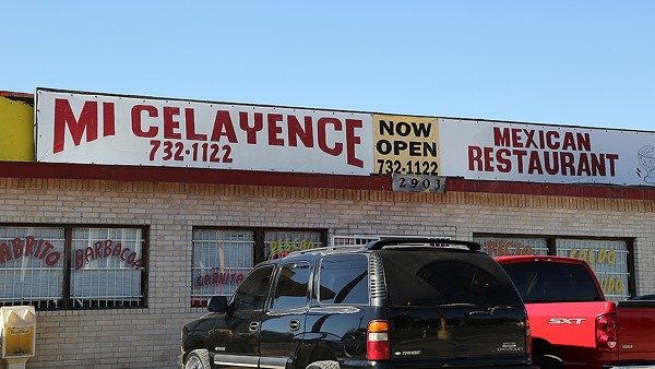 Mi Celayence, 2903 Fredericksburg Road, has good tacos across the board. - BEN OLIVO