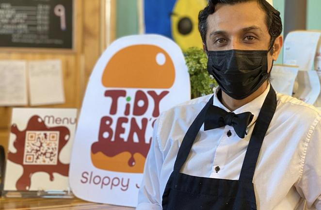 Tidy Ben's owner and creator Ben Cardenas - INSTAGRAM / @TIDYBENS