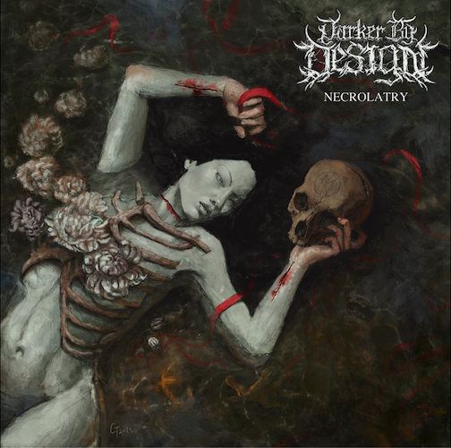 """Extreme metal act Darker By Design's """"Necrolatry"""" is now available as a Bandcamp download. - COURTESY IMAGE / DARKER BY DESIGN"""