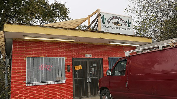 Guerrero's, 1859 Rigsby Ave., is a true Mexican restaurant rather than Tex-Mex. - BEN OLIVO