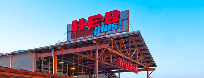 "With Texas' state mandate lifted, H-E-B will now continue to ""expect"" customers to wear face masks while shopping. - COURTESY H-E-B"