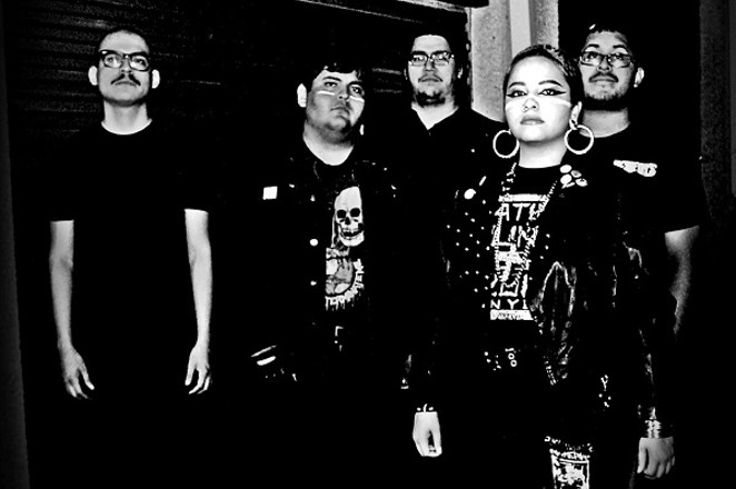 SA's Amygdala embodies all the best counter-cultural promise of punk. - COURTESY