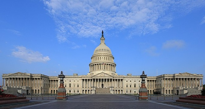 The U.S. House passed the new COVID-relief bill, which President Joe Biden is expected to sign Friday. - WIKIMEDIA COMMONS / MARTIN FALBISONER