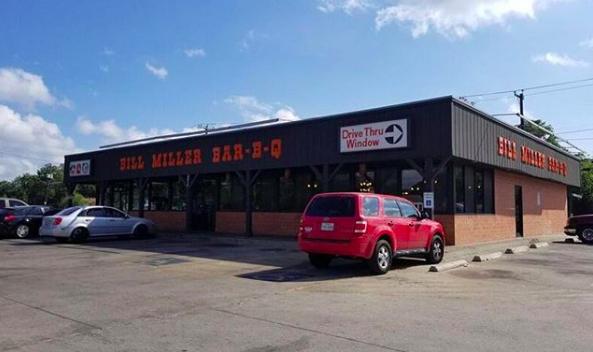 Bill Miller Bar-B-Q has begun to reopen Texas dining rooms. - INSTAGRAM / BILLMILLERBARBQ