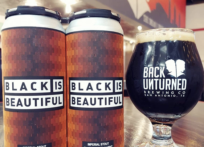 Downtown's Back Unturned Brewery and Weathered Souls Brewing Co. have made amends following last week week's drama. - INSTAGRAM / BACKUNTURNED