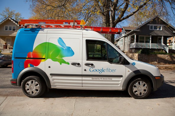 San Antonio loses out to the Google Fiber expansion, according to reports. - COURTESY