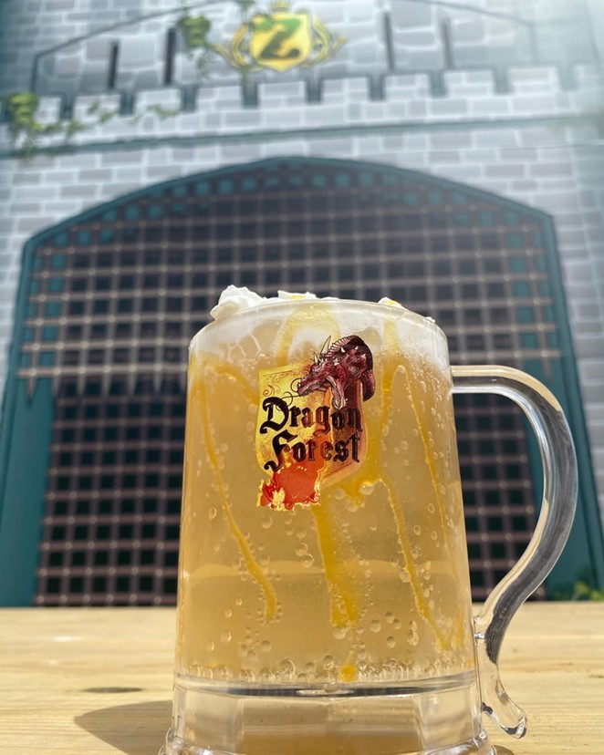 In addition to its titular dragons, Dragon Forest will have Butter Beer and other drinks and eats on offer. - FACEBOOK / SAN ANTONIO ZOO