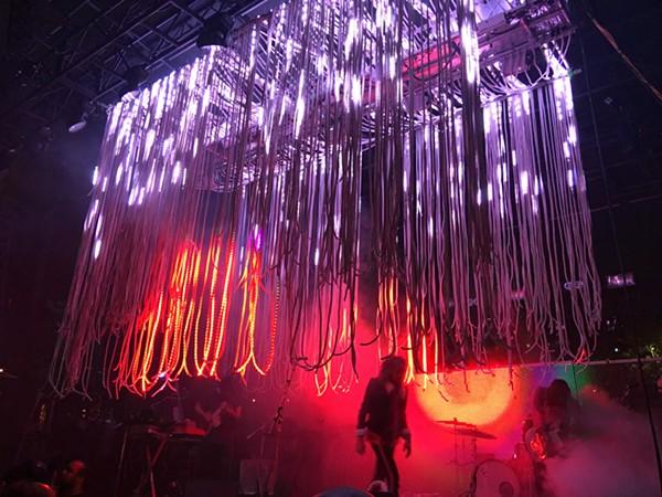Flaming Lips playing Maverick Music Fest 2016 - CHRIS CONDE