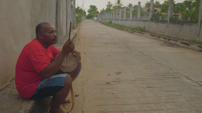 """Ebony Bailey's """"Jamaica y Tamarindo"""" is one of seven short films to be featured in the program. - VIMEO / EBONY MARIE BAILEY"""