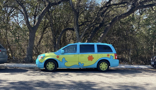 Live from the Southside magazine and the Scooby Van of San Antonio will host the first annual Southside San Antonio Book Fair. - INSTAGRAM / SCOOBYVANSA