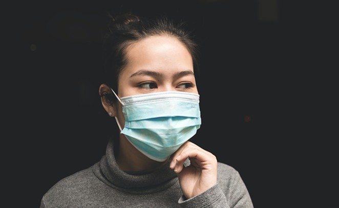 Bexar County and University Health System are asking residents to share on social media why they continue to wear face coverings. - UNSPLASH / MICHAEL AMADEUS