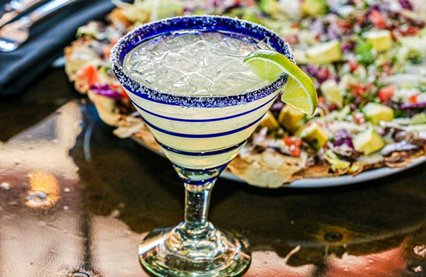 According to Google Trends, Texans have consistently turned to an old tequila standby, the margarita, for comfort during the COVID-19 pandemic. - PEXELS / SABEL BLANCO