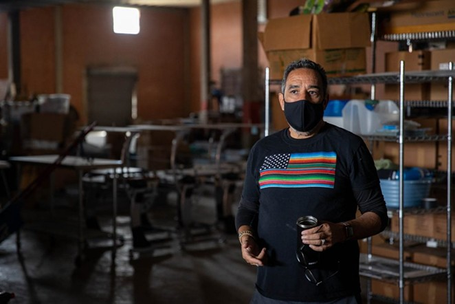 """""""What happened in Southtown and the Blue Star area is that it's become gentrified,"""" said Jon Hinojosa, SAY Sí's executive director, on the nonprofit's move to the West Side. - STEPHANIE STOKES / SA HERON / @ESTEFOTOGRAFA"""