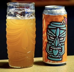Roadmap Brewing Co. has launched Island Time, a new Pina Colada kettle sour. - INSTAGRAM / ROADMAPBREWING