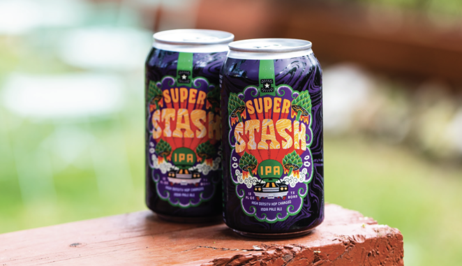 Austin-based Independence Brewing Co. will launch the super hoppy Super Stash IPA this month. - PHOTO COURTESY INDEPENDENCE BREWING CO.