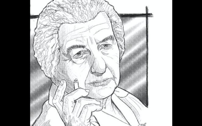 Golda's Balcony chronicles the life of prominent political leader Golda Meir. - JEREMY WHITTINGTON