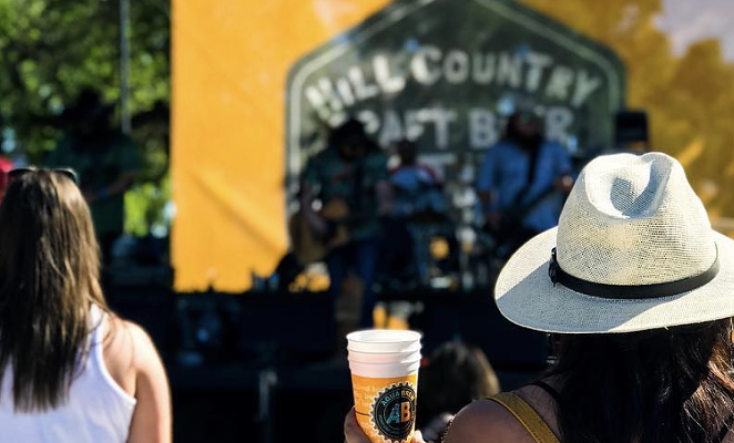 The Hill Country Craft Beer Festival is set to serve beer lovers from in and around San Antonio. - INSTAGRAM / TRICITYDIST