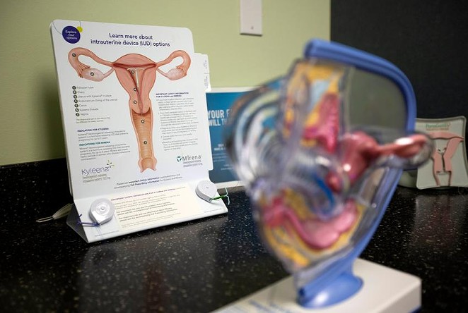 The legislation could ban abortions at six weeks, before many women know they are pregnant; most abortions are currently prohibited in Texas after 20 weeks. - EDDIE GASPAR / THE TEXAS TRIBUNE