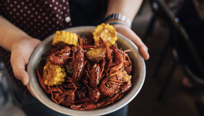 Saturday, April 17 is National Crawfish Day. - UNSPLASH / SIDNEY PEARCE