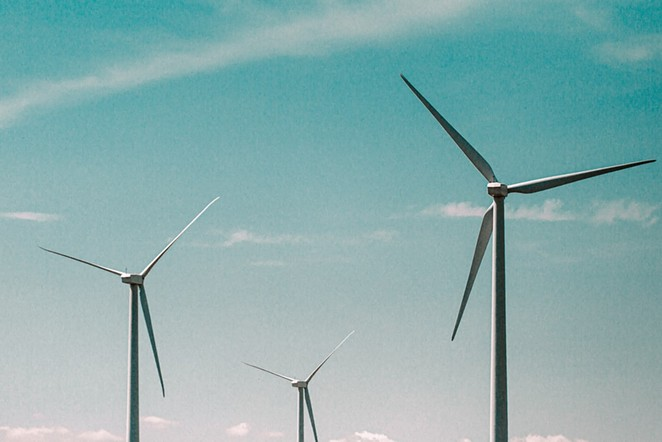 Wind power is a renewable energy source that was expected to be a fraction of winter power generation. All sources — from natural gas, to nuclear, to coal, to solar — struggled to generate power during the February storm. - UNSPLASH / MIKE SETCHELL