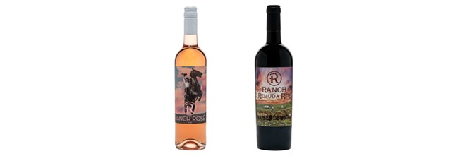 San Antonio-based liquor startup is expanding their portfolio with two new wines this spring. - PHOTO COURTESY RANCH BRAND WINE