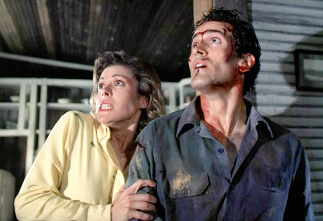 Bruce Campbell will screen Evil Dead II for a virtual audience. - STUDIOCANAL