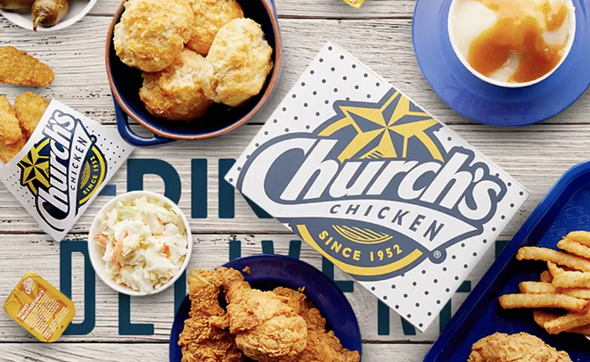 Church's Chicken announced the reopening of the company's third original location. - INSTAGRAM / CHURCHSCHICKEN