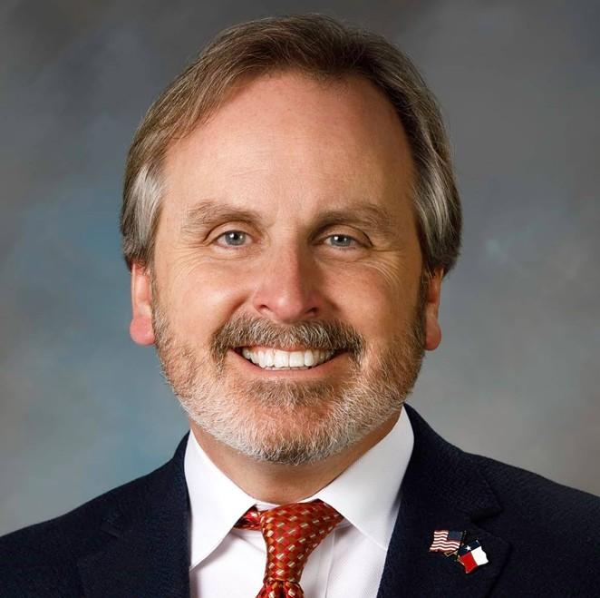Texas State Sen. Bryan Hughes went on CNN to defend Republicans' voter suppression bill SB7. - FACEBOOK / BRYAN HUGHES