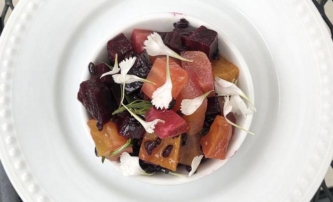 Willa Eatery's roasted beet salad. - INSTAGRAM / WILLAEATERY