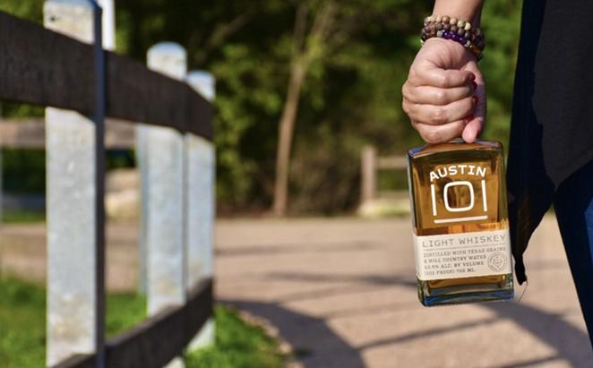 Austin 101 Light Whiskey won big at the 202 Denver International Spirits Competition. - INSTAGRAM / AUSTIN101WHISKEY