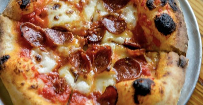 Food & Wine Magazine has named San Antonio's Il Forno as one of the best pizzerias in Texas. - INSTAGRAM / ILFORNOSA